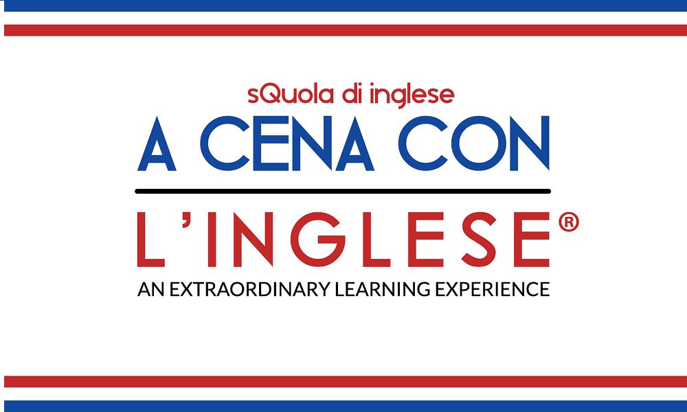 A cena con l'inglese imparare inglese Roma