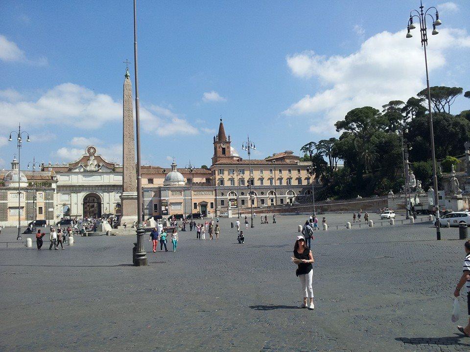 visita insolita roma, piazza del popoli
