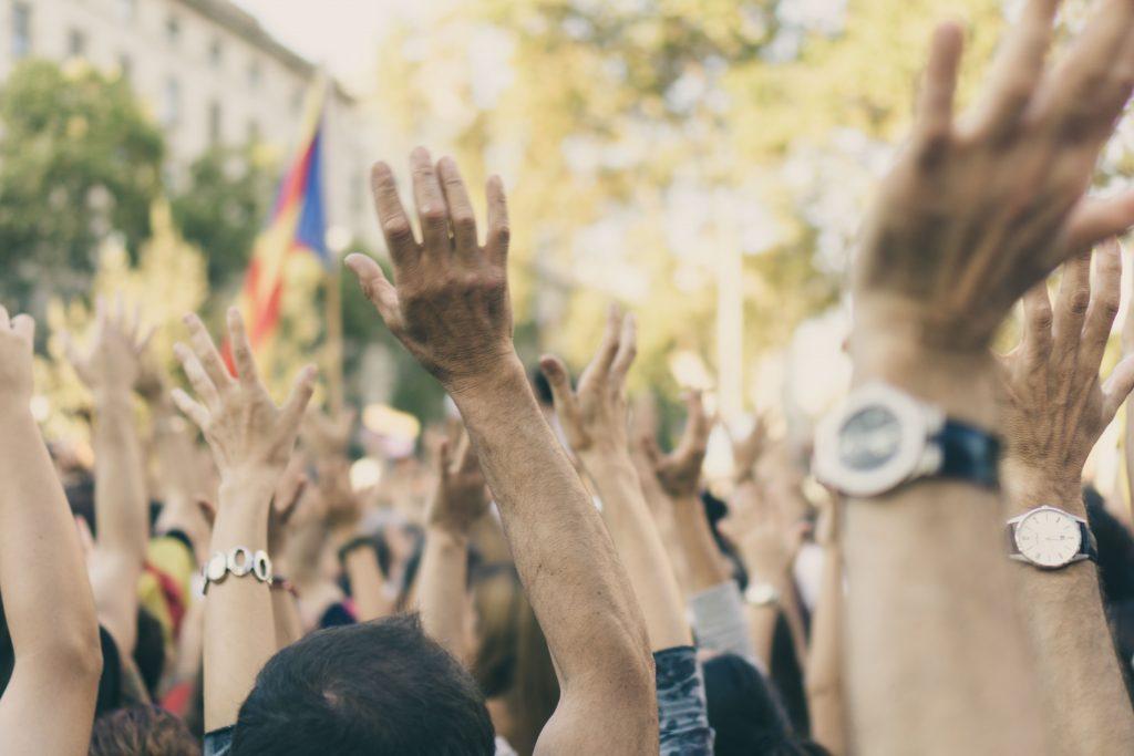festa indipendenza catalana