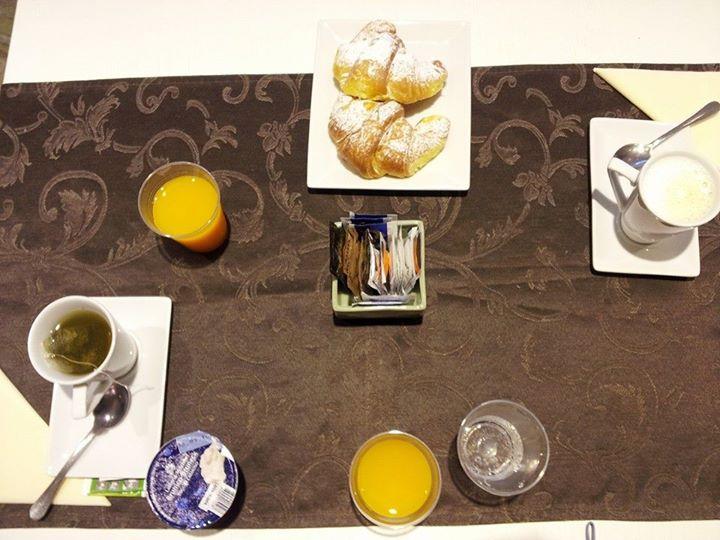 colazione hotel jane firenze