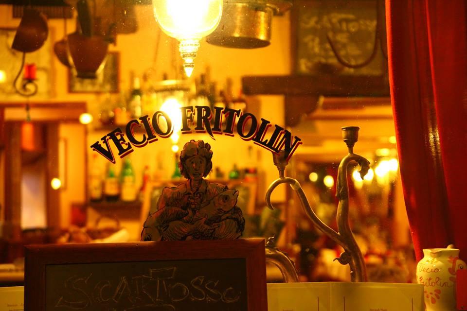 Friariella Vecio fritolin dove mangiare a Venezia