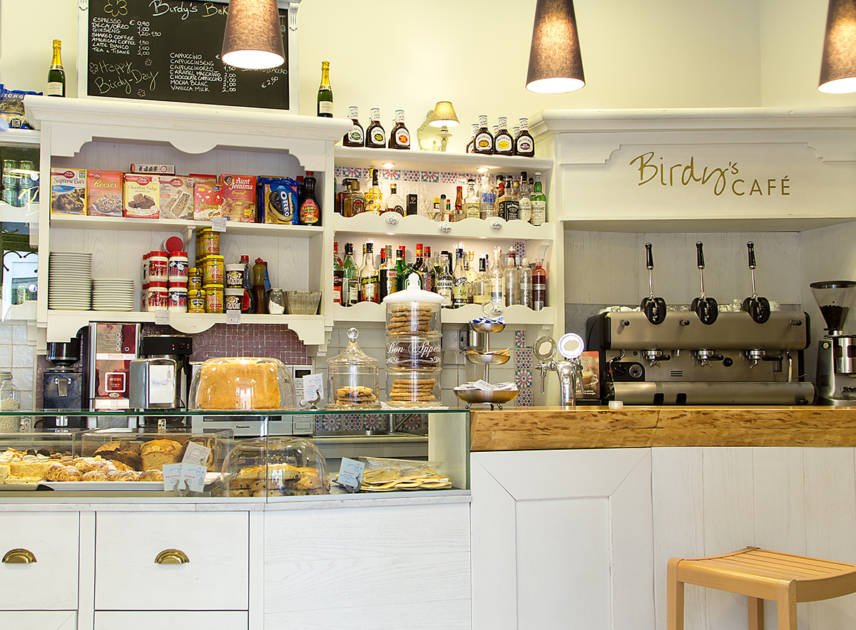 Friariella Birdy's Bakery American Bakery a Napoli