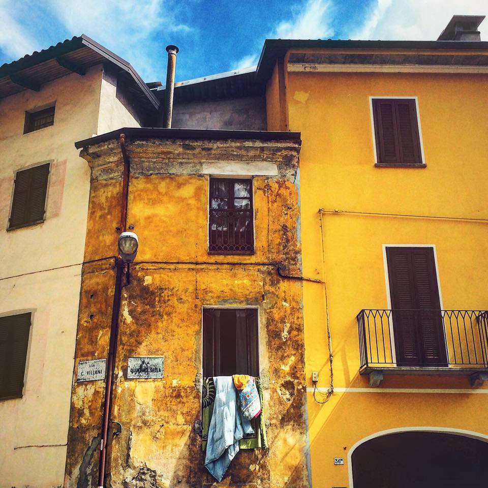Friariella Torno a Casa a Piedi