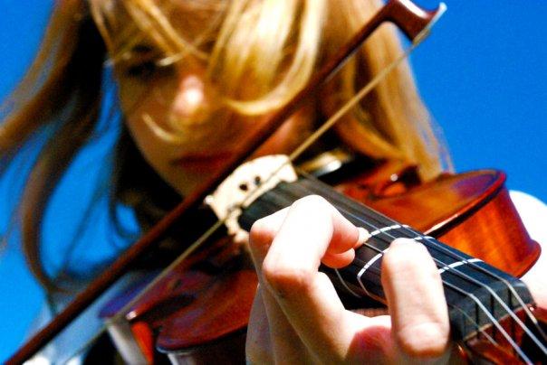 Friariella La musica è la mia terapia