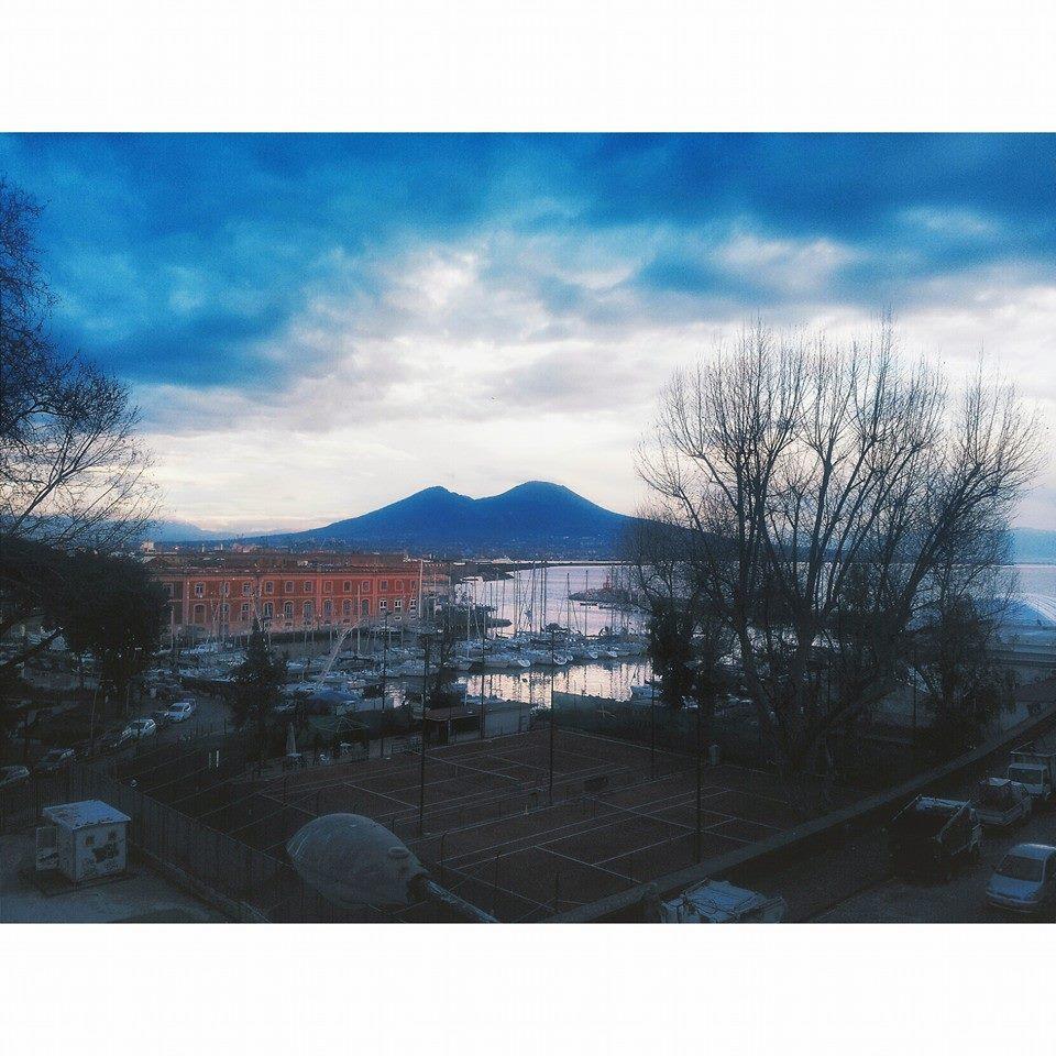 Friariella Ma a te manca Napoli?