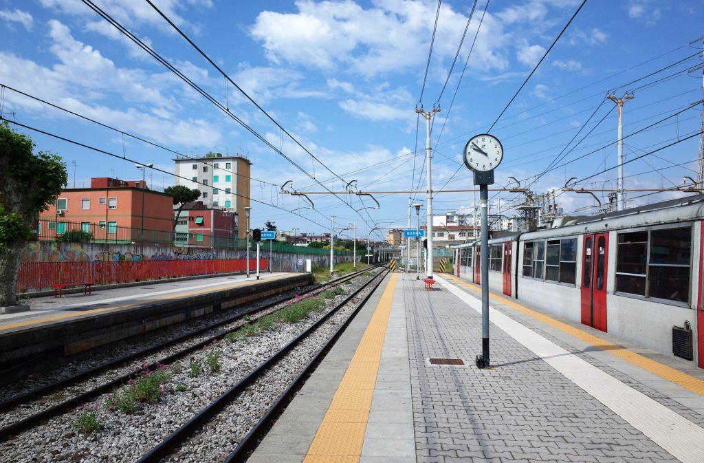 Friariella - Come arrivare a Napoli