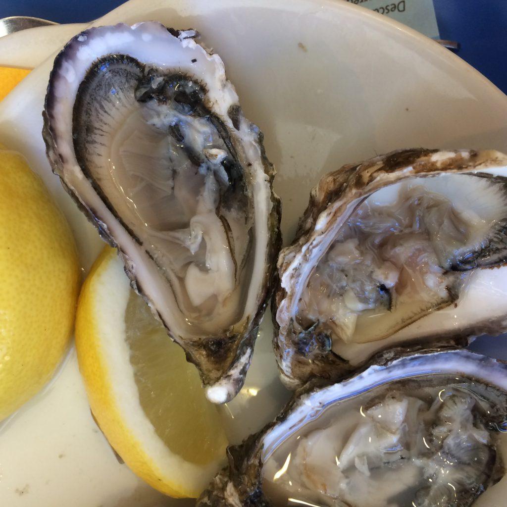 Paradeta, ristorante dove mangiare a Barcellona delle buonissime ostriche
