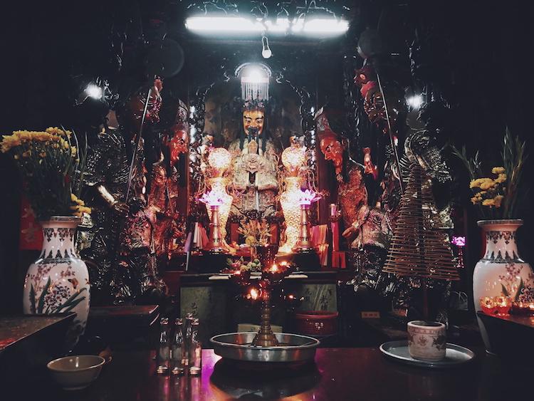 visitare vietnam cambogia e thailandia, Jade Emperor Pagoda Dien Ngoc Hoang