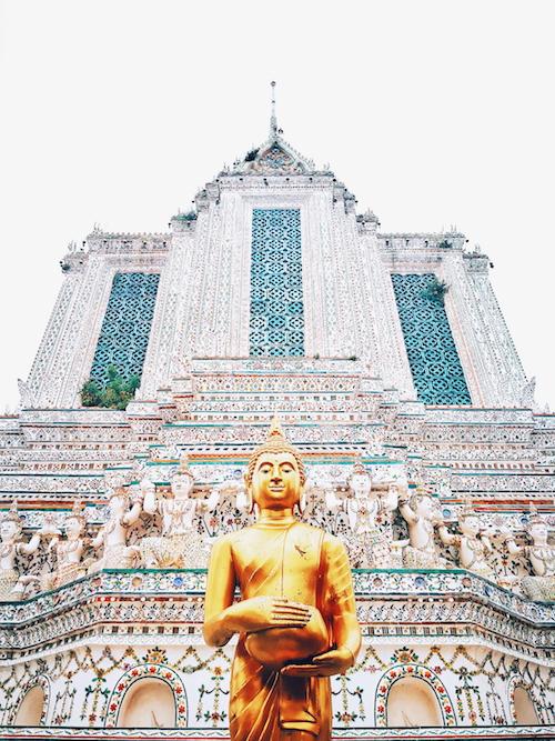 visitare vietnam cambogia e thailandia, wat arun, bangkok, thailandia