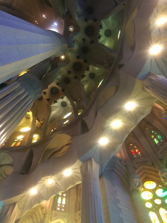 visitare la Sagrada Familia