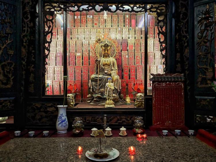 cosa fare a Ho Chi Minh City, saigon, Emperor Jade pagoda