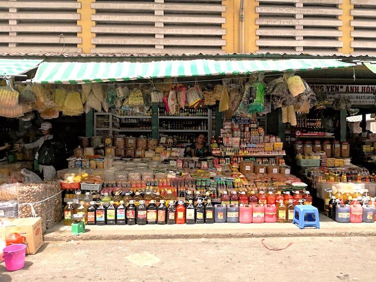 cosa fare a ho chi minh city, Bin Tay Market, saigon