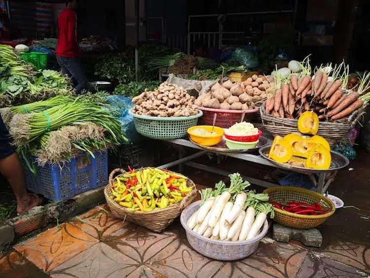 Visitare Can Tho, mercato