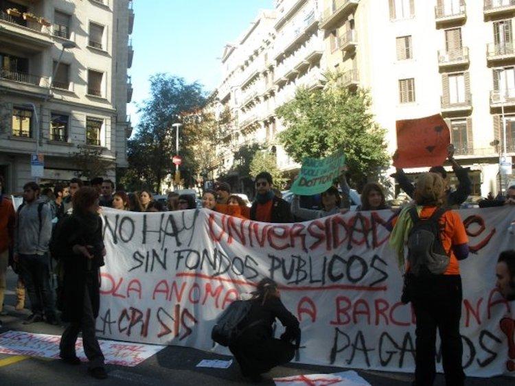 Erasmus Barcellona, DDL gelmini