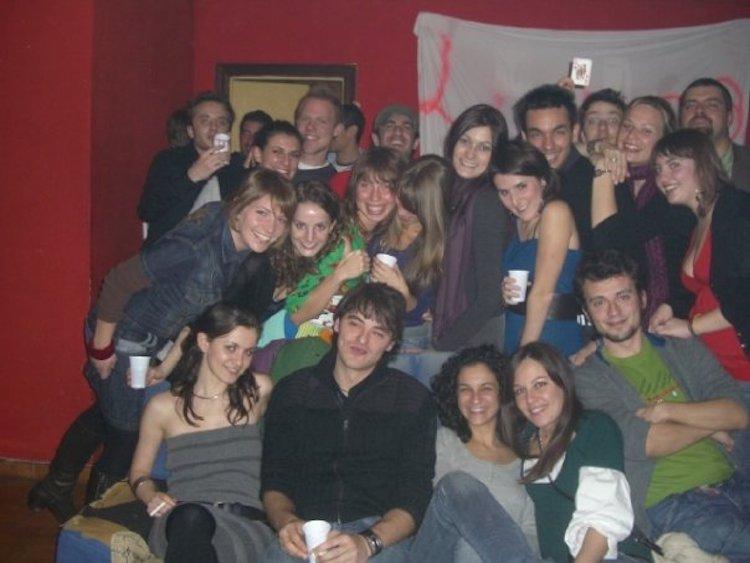 Erasmus a Barcellona, compleanno