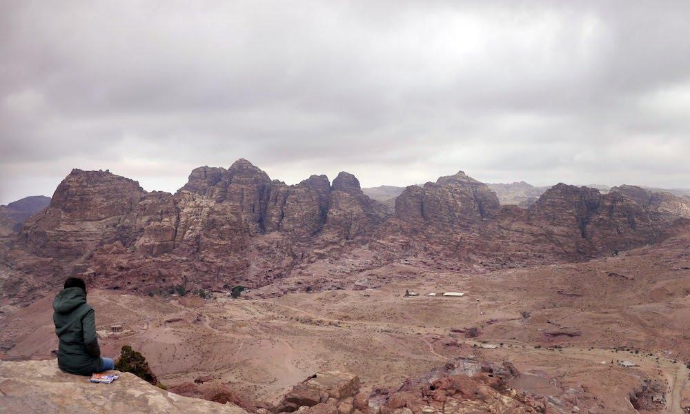 Viaggio in Giordania, Friariella
