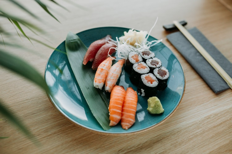 sushi delivery torino
